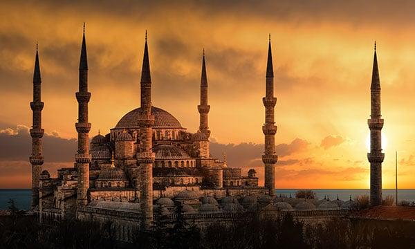 Wogen Istanbul