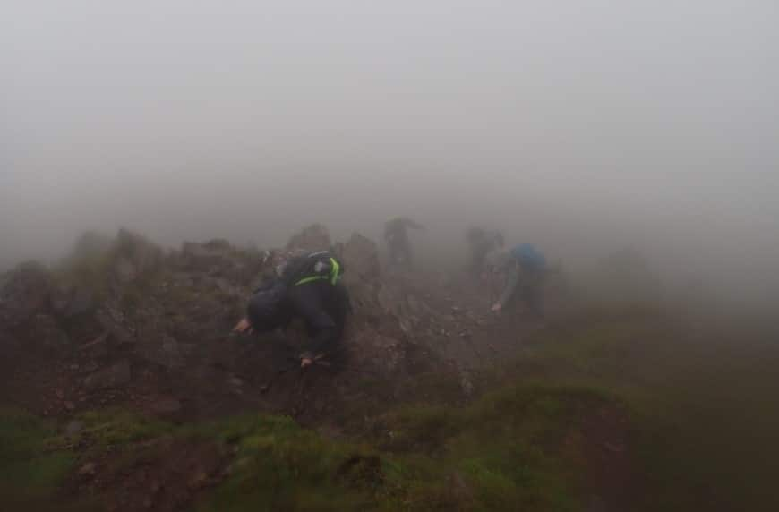 Lake District 24 Peaks challenge, Day 1, Peak 4