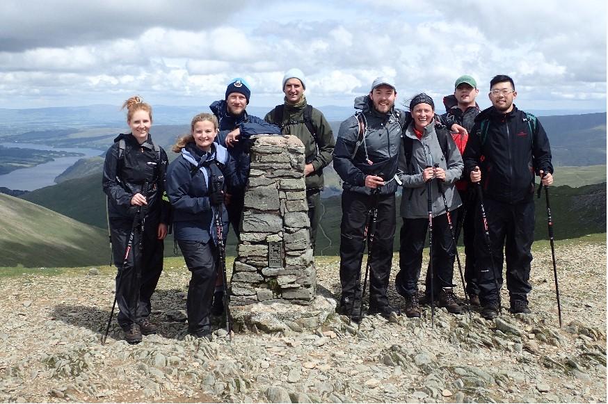 Lake District 24 Peaks challenge, Day 2, Peak 19