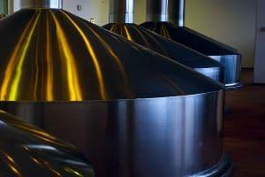 Stainless steel casks